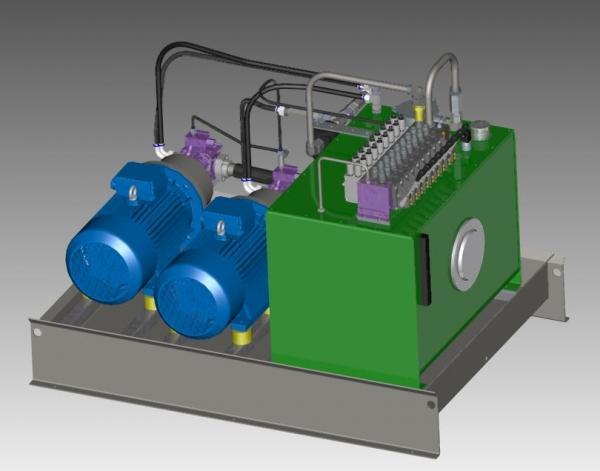 Hüdrojaamad tööstuses