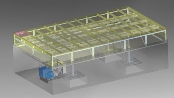 Lavade hüdrosüsteemide ehitus